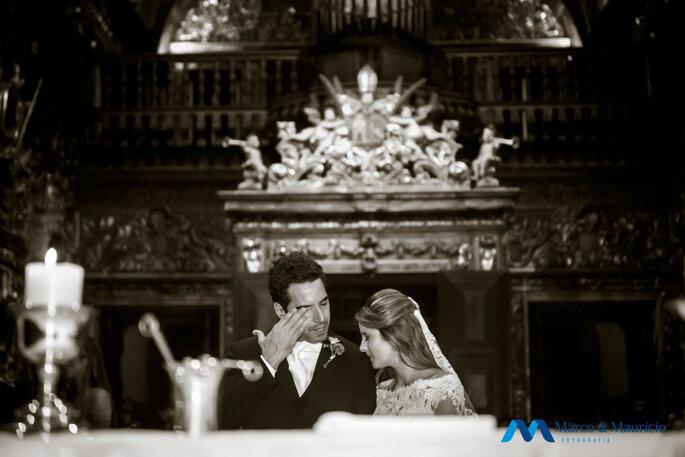 Fotógrafo que entra no clima do casamento tende a trazer melhor resultado