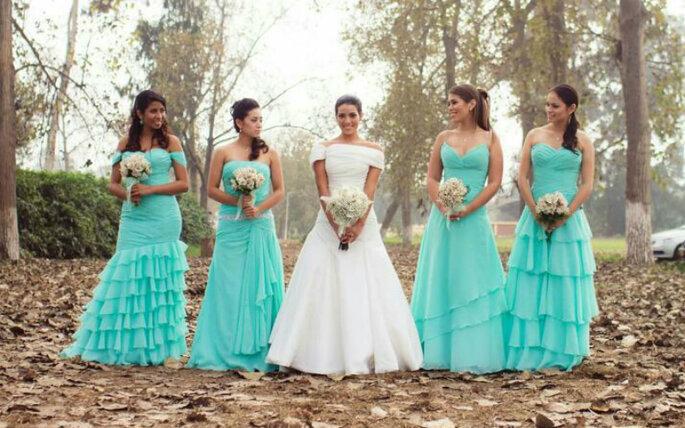 2981f5e770 Vestidos para damas de honor. ¡Descubre las más novedosas tendencias!