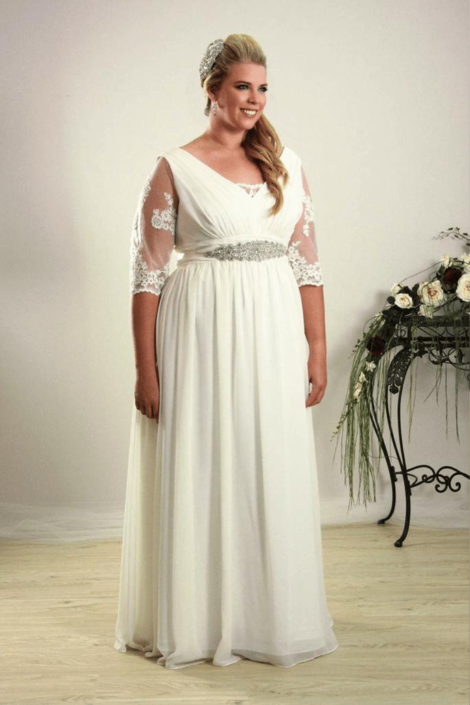 Foto: Plus Size Perfection Bridal