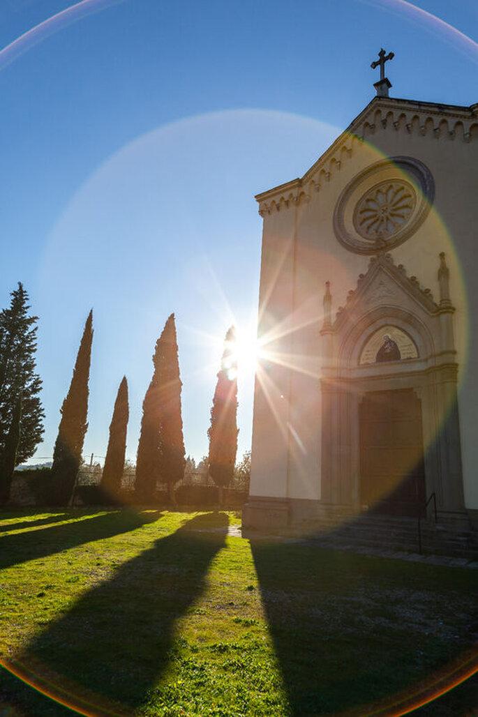 Villa Castiglione - chiesa