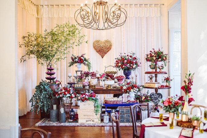 Nega Fulô - Decoração Floral Criativa