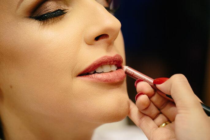 Maquiagem: Carolina Monnerat   Foto: Carolina Pires