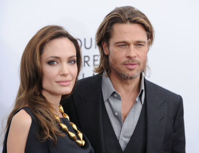 Photo: Official website of Brad Pitt