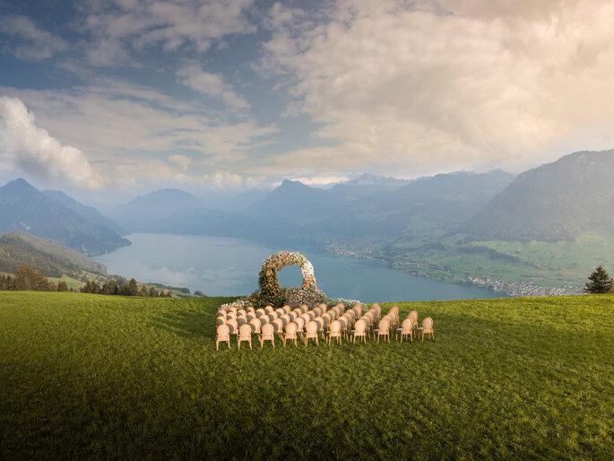 Villa Honegg, in Lake Lucerne Region