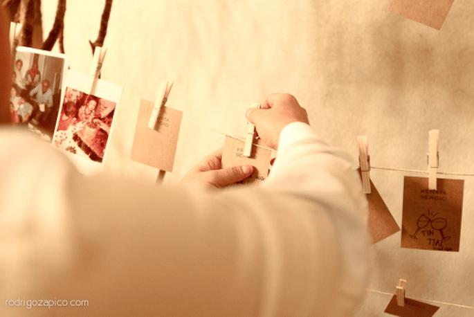 Arbol de los deseos para tu boda. Imagen Rodrigo Zapico