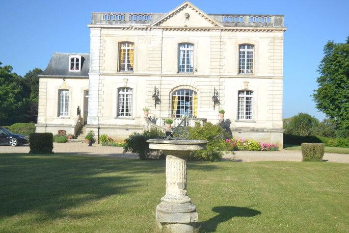 Château Bouret - Lieu de réception pour votre mariage - Seine-et-Marne