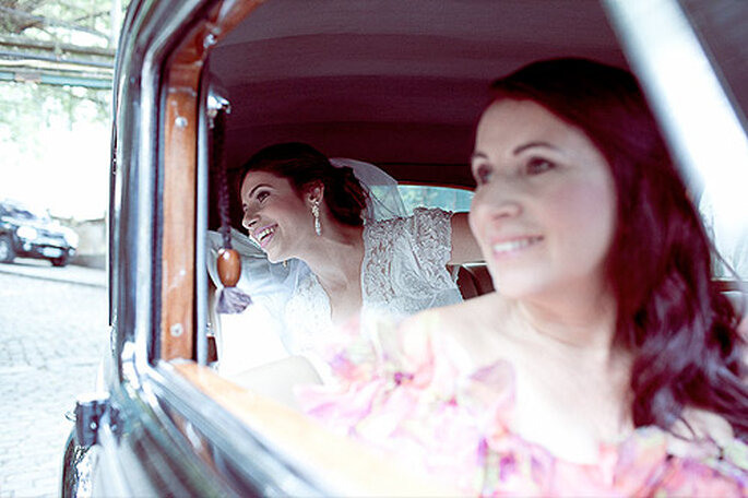 Doutes et stress à quelques semaines du mariage : c'est normal ! Photo: Flavia Soares