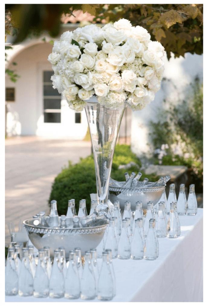 Centros de mesa flores naturales para boda imagui - Centros de mesa de flores ...
