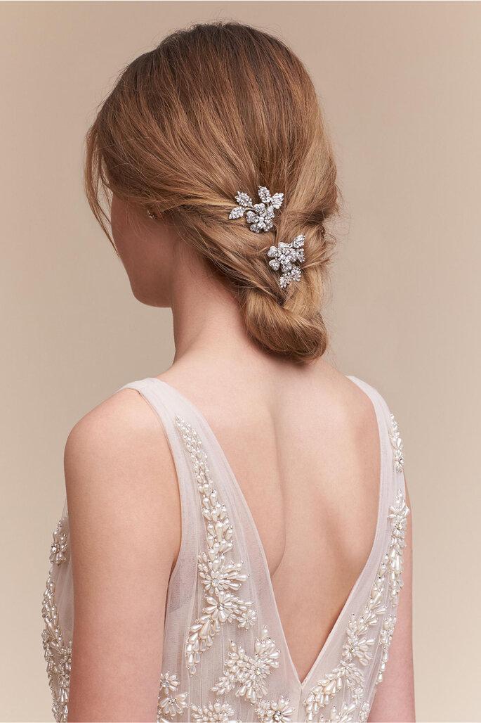 Bonito y sencillo peinados novias 2021 Colección De Consejos De Color De Pelo - Joyas para peinados de novia 2021: ¡el toque romántico ...