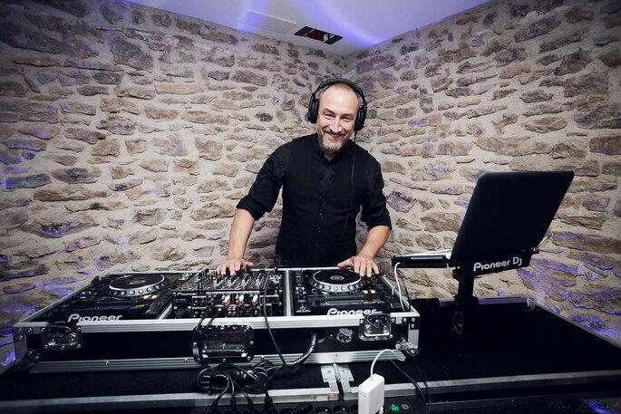 Sébastien J - DJ mariage - Rhône