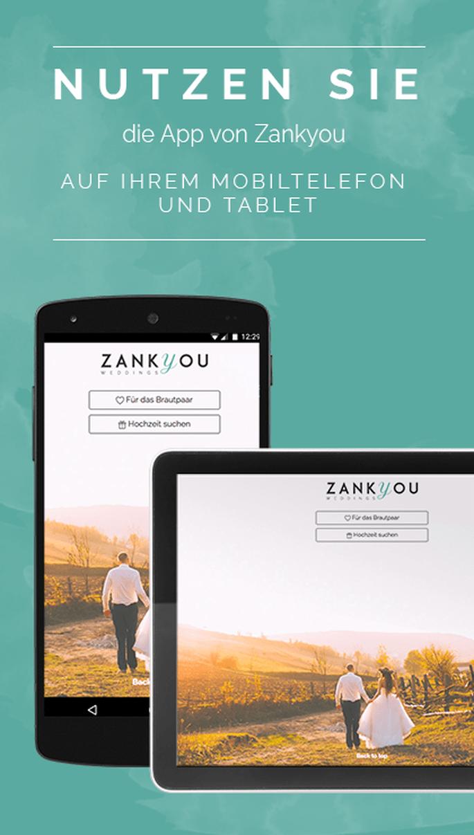 Zankyou App