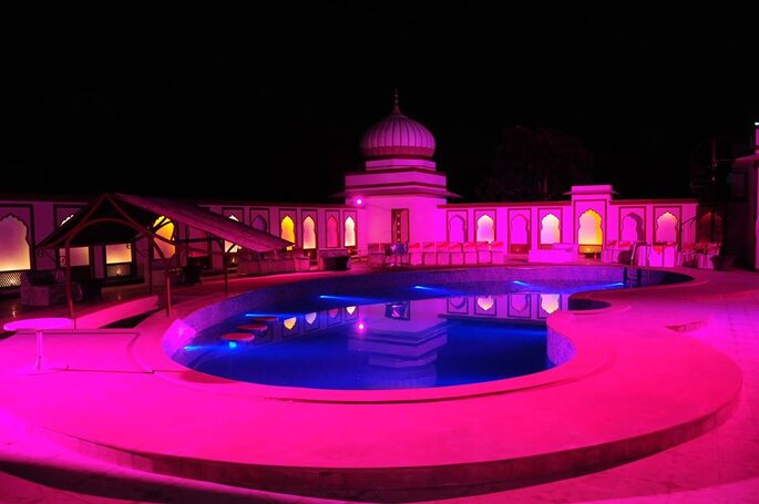 Photo: Pinkcity Garden & Resort.