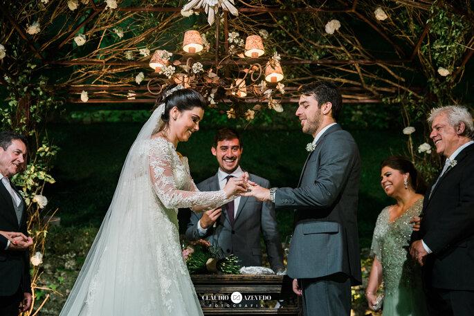 Celebrante: Bem Dito Casamento - Foto: Claudio Azevedo Fotografia