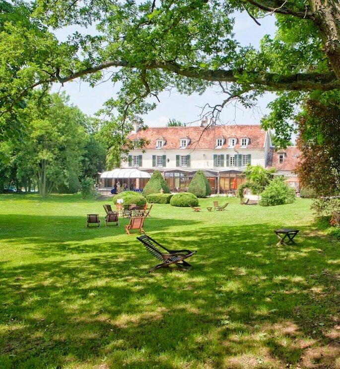 Hostellerie de Varennes - Lieu de réception mariage - Essonne