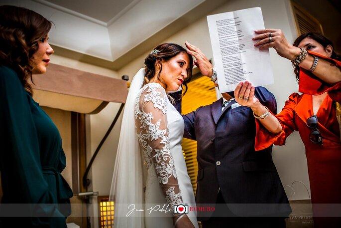Juan Pablo Romero Fotógrafo de boda Granada