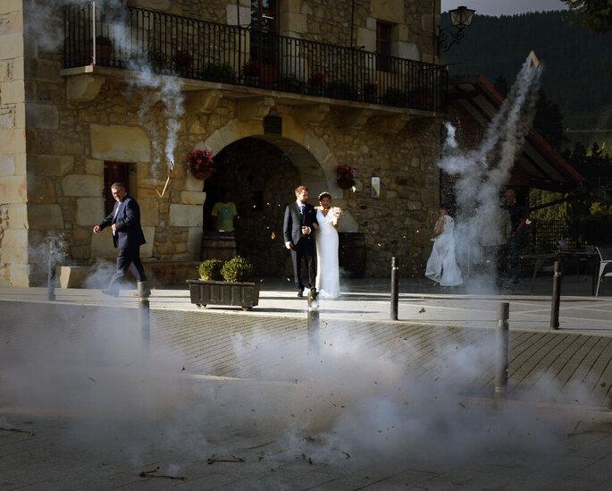 Foto Fuentes fotógrafos boda Bilbao