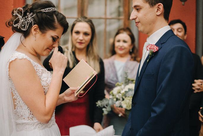 Votos noiva