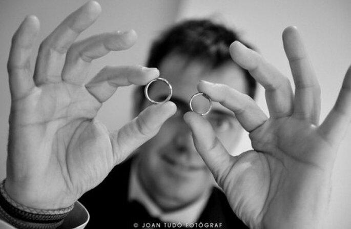 Achten Sie bei der Ringwahl auf Preis und Design – Foto: flickr/zankyouweddings, Joan Tudo