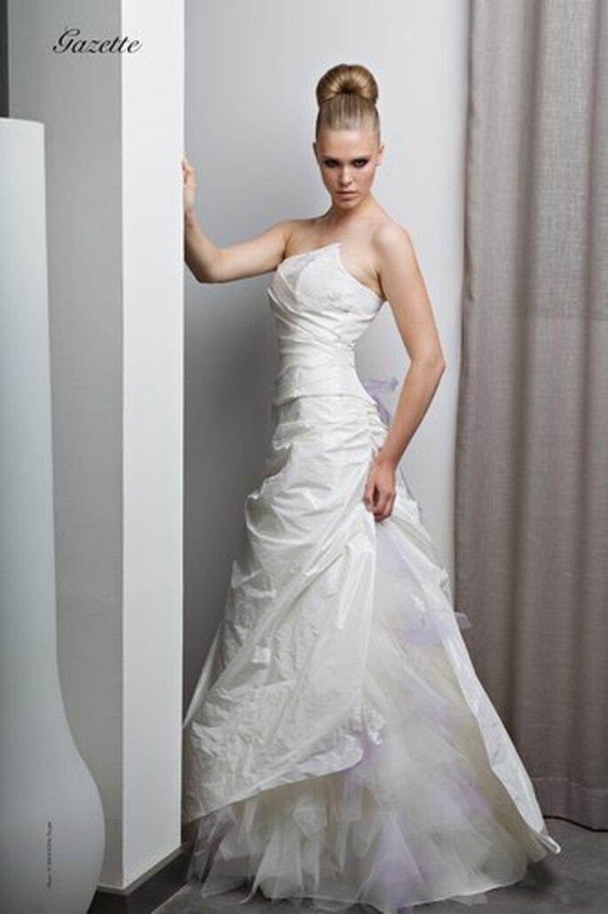 Robes de mariée Bochet Créations 2010 - Gazette
