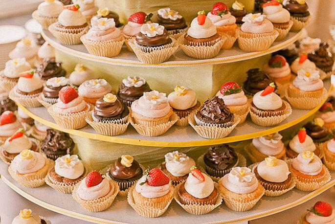 Cupcakes - Crédits photo: Sweet Little Photographs