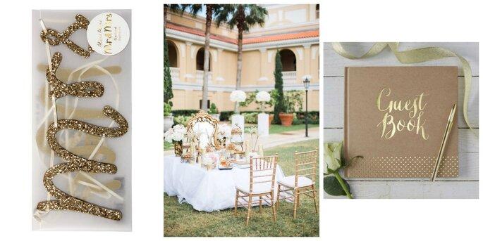 Photo de gauche : Jolie Nouba / Photo du centre : Credits: Hunter Ryan Photography / Photo de droite : La boutique de Juliette