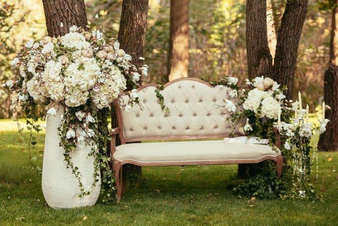 Gestão de listas e fornecedores para os noivos não terem com o que se preocupar