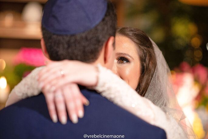Foto de cerimônia casamento
