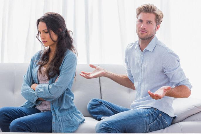 Parejas celosas. Entretelones del desamor a uno mismo. Foto: Wavebreakmedia via Shutterstock (2)