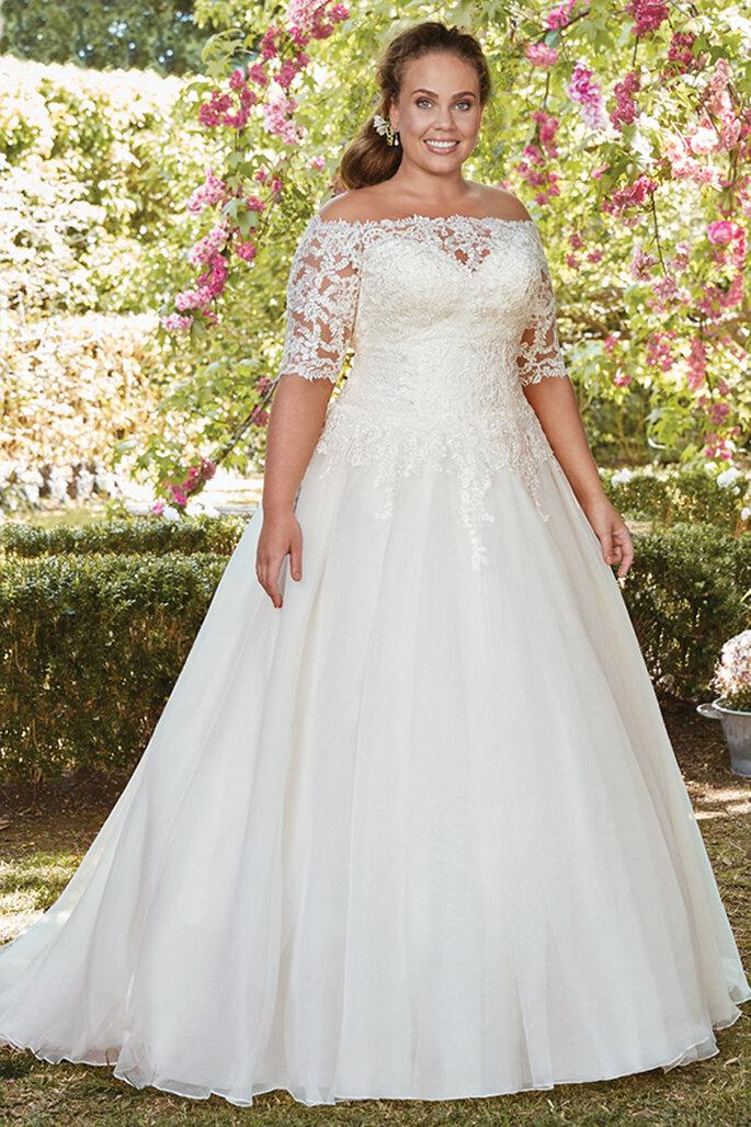 Vestidos de novia Rebecca Ingram otoño-invierno 2017.