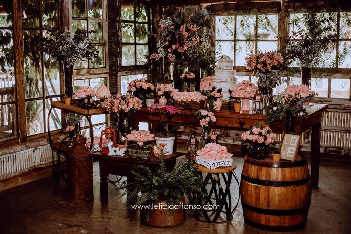 Decoração, flores e paisagismo: Flor Brasileira - Foto: Letícia Affonso Fotografia