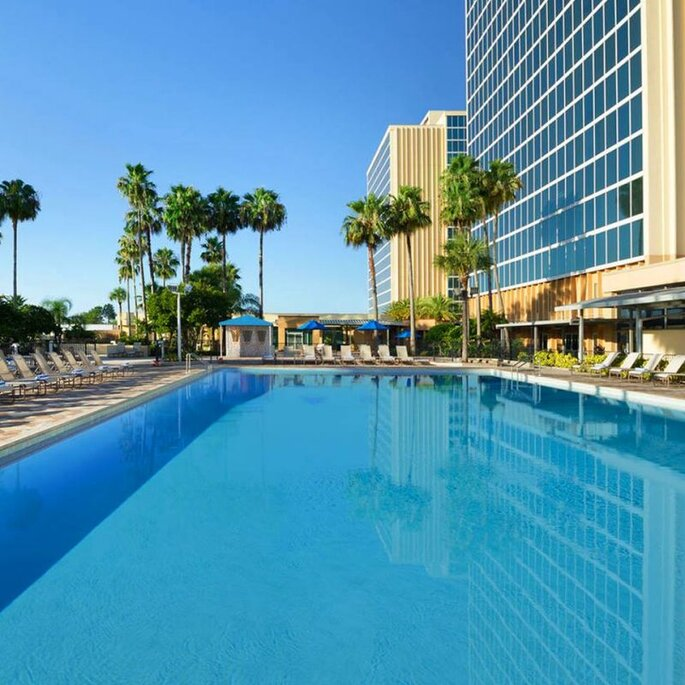 Hotel: Double Tree by Hilton.
