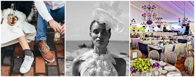 Foto: Mujeres que revolucionaron el mundo de las bodas