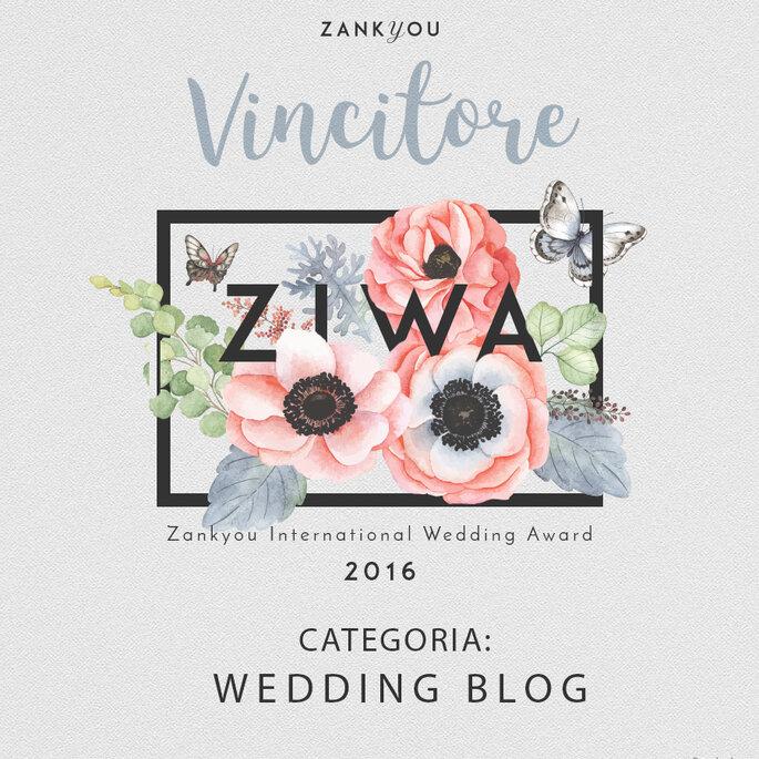 Complimenti ai migliori weding blogger d'Italia!