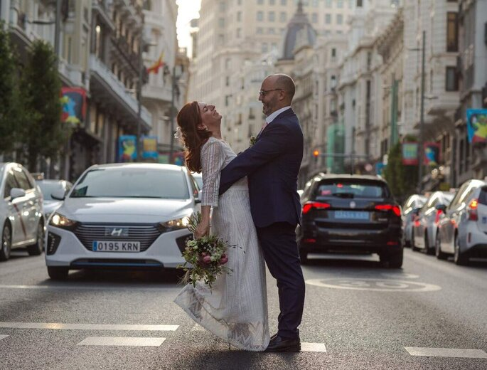 Anamore Wedding Planner & Events Madrid