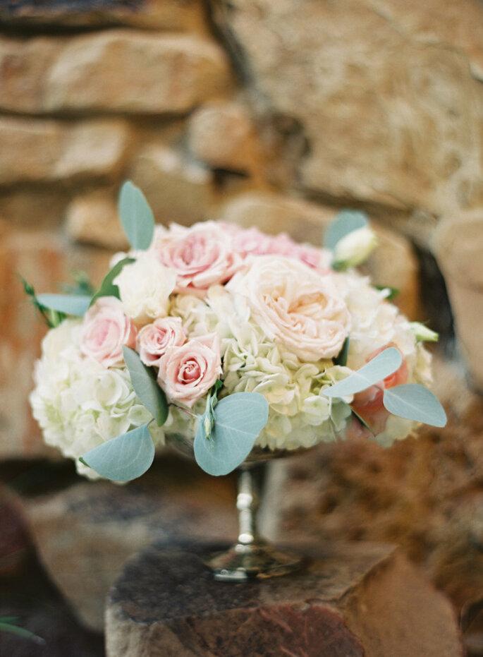 decoración en tonos pastel - Heather Hawkins