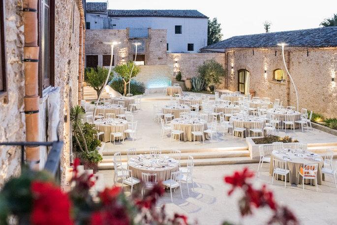 Baglio Regia Corte, mix between classics and modernity