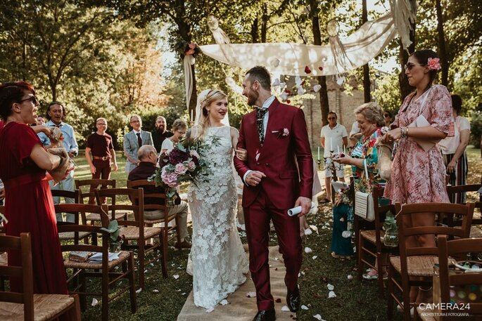 Mattia Eventi wedding planner Ferrara