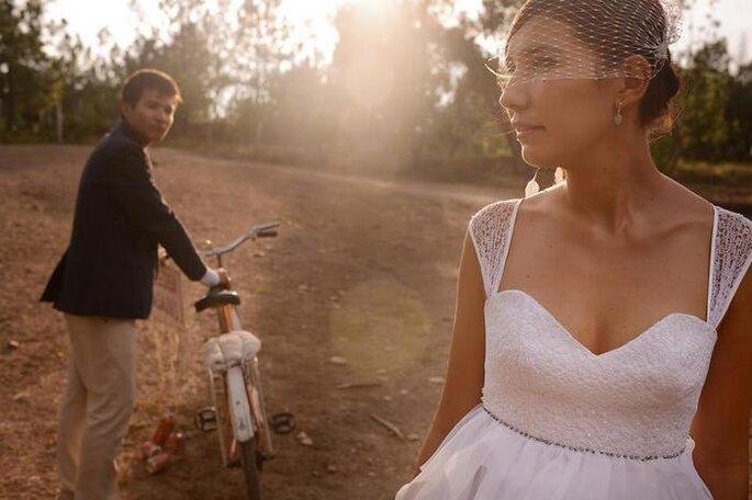 Sesión fotográfica después de la boda. Foto: Juyá Photographer