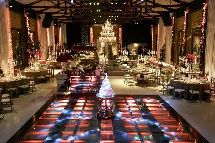 Central Hall Espaço e Gastronomia