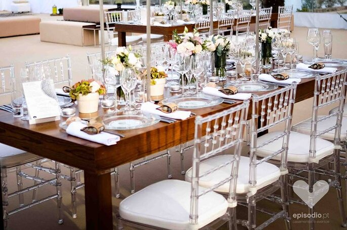 Episódio Design de Casamentos e Eventos