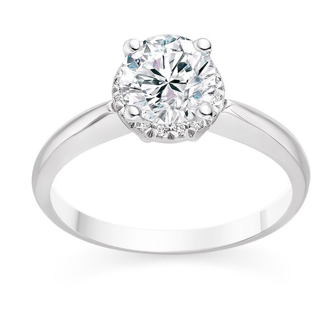 Engagement Rings Their Sparkling And History OkZiuTPX