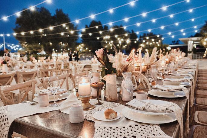 Stile e decorazioni con IuMi Wedding Boutique