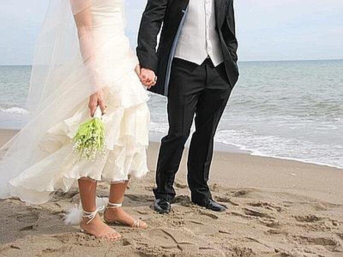Foto Matrimonio Spiaggia : Wedding planner speciali per le nozze dei vostri sogni
