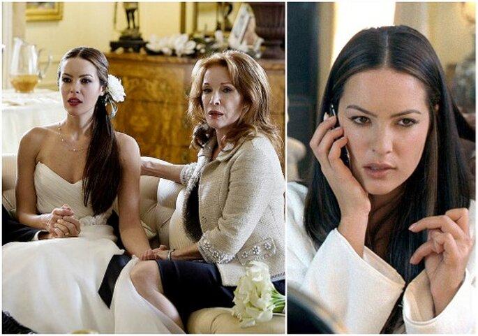 Sasha Barrese protagoniza una boda de cuento en 'Resacón en Las Vegas'