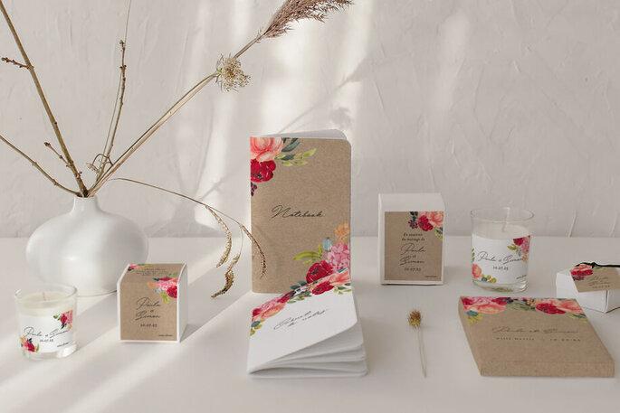 Cotton Bird - Cadeaux pour invités