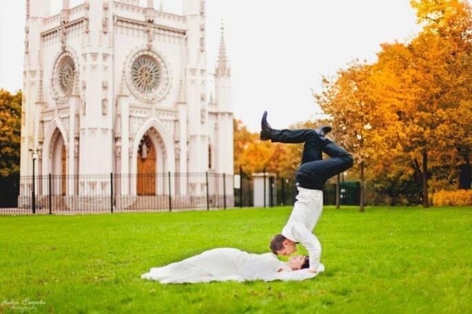 Свадебный фотограф Алена Сысоева2