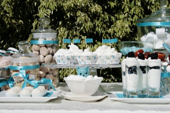 Candy Station en tu boda, foto de Joy! eventos