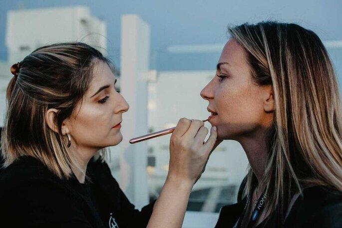 Maquilhagem por Daniela Costa