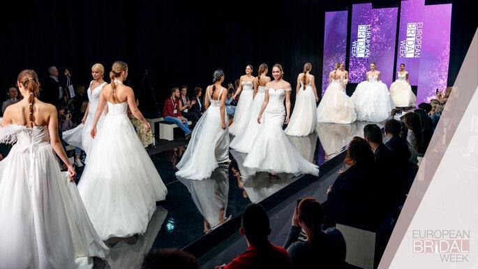 European Bridal Week Fashion Show