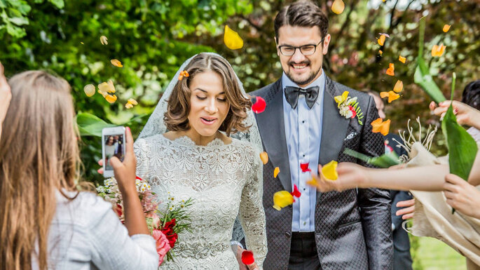Leonore und Dario Mazzoli Weddings
